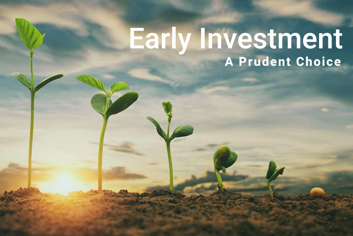Benefits of Early Investments
