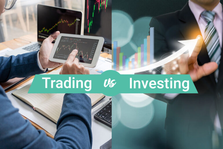 Investing vs. Trading: What's the Difference