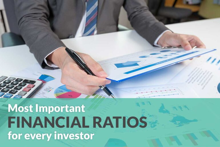 Most Important Financial Ratios for every investor