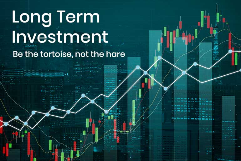 Long Term Investment – Be the tortoise, not the hare