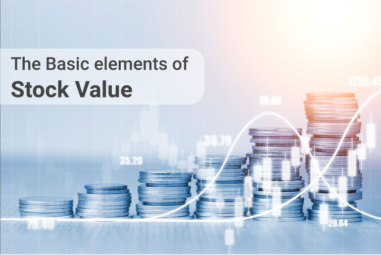 The 4 Basic elements of Stock Value